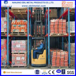 China powder coated and galvanized Q235b steel Cantilever rack for warehouse storage on sale