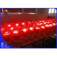Single led aircraft warning lights for towers / Led Aviation Obstruction Light / Led Single Aviation Obstruction Lights