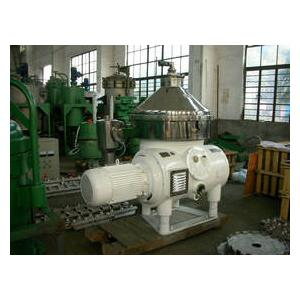 China Cream Separator Machine Pressure 0.05Mpa Used Milk clarifier,Juice Separator on sale