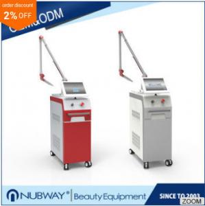 China New laser for tattoo removal nd yag laser hair removal machine varicose veins treatment on sale