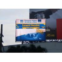 SMD2123 Outdoor Full Color High Resolution Led Display P3.2mm