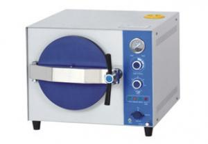 China Table Top Medical Steam Sterilizer Autoclave , 20L Portable Autoclave Sterilizer on sale