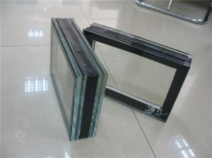 Insulated Laminated Safety Glass Panel Mm Mm For Office - Glass floor panels for sale