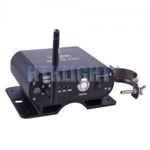 China CE RoHS DMX LED Controller Wireless Transmitter Receiver Black Housing Color on sale