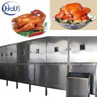 China Commercial Automatic Fryer Machine Sus304 Electric Fryer 220v For Dumpling Samosa on sale