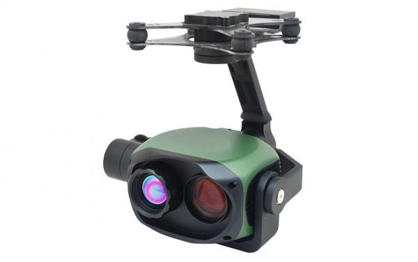 High Definition 3-Axis and Military Gimbal Drone and UAV Thermal
