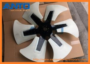 China White PC300-7 PC300-8 Engine Cooling Fan Blade 600-635-7870 With 6 Blades on sale