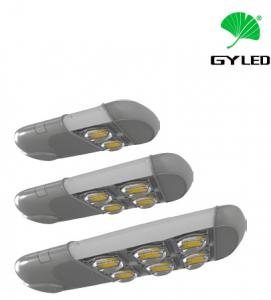 China Outdoor LED Street Light COB Model 80W 160W 240W GYLED High Lighting Efficiency 2200K on sale
