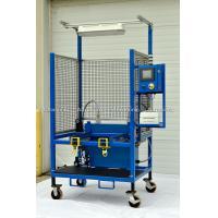 High Frequency 40Khz 800W Wheel Cover Ultrasonic Riveting Welding Machine