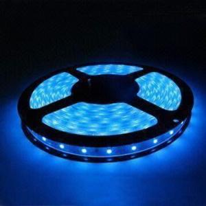 China 12V DC / 120 Degree / Blue / 0.4A 3528 flexible SMD LED Strip Light 3 years warranty on sale