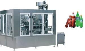 Quality High Capacity Carbonated Drink Production Line Machine For 500ml-2500ml Bottle for sale