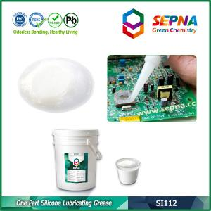 China Quality Oil Base Silicone Lubricating Grease for Isolation protection SI112 on sale