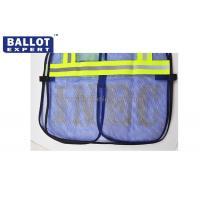 Reflective Work Clothing SE - VCV004 Safety Reflective Vest With Pocket