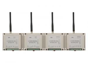 China 868MHz Wireless Analog I O Module 1W Modbus RTU  2 Channels 4-20mA / 2 Channels 0-5V Sensor on sale