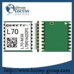 China QUECTEL Low Power smallest Highest Sensitivity GPS Module MT3339  L70 Replace Ublox NEO-6Q wholesale