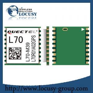 China QUECTEL Low Power smallest Highest Sensitivity GPS Module MT3339  L70 Replace Ublox NEO-6Q on sale