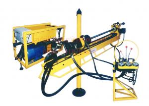 China Hydraulic Underground Drill Rigs For Ore / Mineral / Geological Exploration Core Drilling on sale