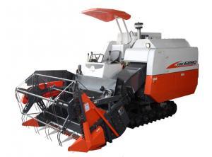 China Kubota 688Q combine harvester, rice farm machinery combine harvester on sale