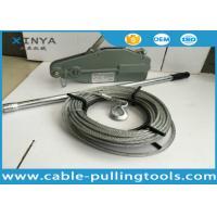 China cable de 1.6T Tirfor que tira del torno de la cuerda de alambre de las herramientas para el alzamiento de la construcción on sale