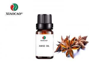 China Certified Organic Essential Oils , Pure Anise Oil Cosmetic Grade Sweet Tasted on sale