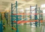 Sistema profundo doble para Warehouse, cada haz llano del tormento de la plataforma de la forma de la caja del tormento de plataforma ajustable