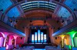 Irony / Aluminum SMD P10 Indoor Full Color LED Screens For Shows / Events