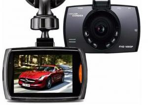 China Dual Lens Car Reverse Camera With Sensor Function , Automobile Drive Recorder on sale