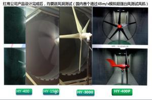 Low Noise 3kw Mini On Grid Wind Turbine Generator For