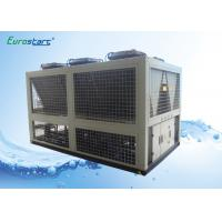 Eurostars High Eer Air Cooled Water Chiller R407C Air Chiller Unit Industrial Chiller