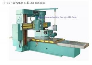 China Universal CNC Gantry Type Bed Milling Machines Cutting Valves Speed 75-420r/min on sale
