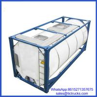 Portable iso Tank Container   20 feet LNG tank   WhatsApp:8615271357675  Skype:tomsongking