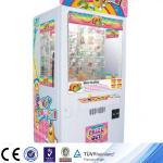 2014 coin operated key master prize vending game machine,pile up prize game machine