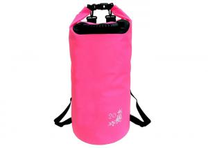 China 10L / 20L Capacity  Phone Dry Bag With Shoulder Straps OEM / ODM Available on sale