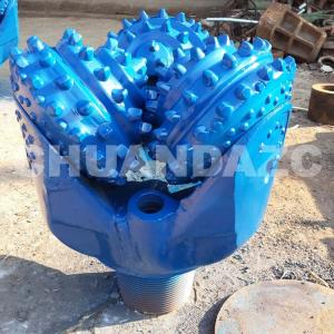 China BEST quality IADC 537 Kingdream Brand Tricone Rock Drill Bits/oil drilling equipment kingdream high quality on sale