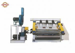 China Universal Joint Single Face Corrugated Machine / Fingerless Single Facer on sale