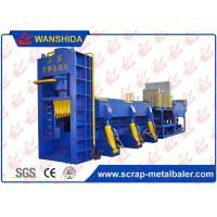 Hydraulic Shear Baler Y83Q-6300C For Waste Car Bodies Baling Shear Steel Factory