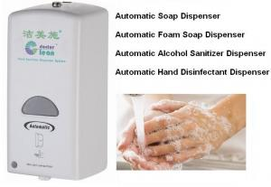 China Healthcare and Hospital Automatic Soap Dispenser, Touchless Alcohol Hand Disinfectant Dispenser on sale