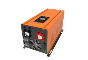China PFC Pure Sine Wave Home Power Inverter 1kw -6kw  For Light Fan TV on sale