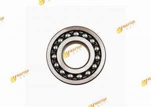 China Double Row Self Aligning Ball Bearing 20 * 47 * 18mm With Black Horns 2204 on sale