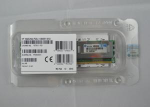 China HP Server Memory 627812-B21 16GB 1x16GB PC3-10600 DDR3-1333 memory card on sale