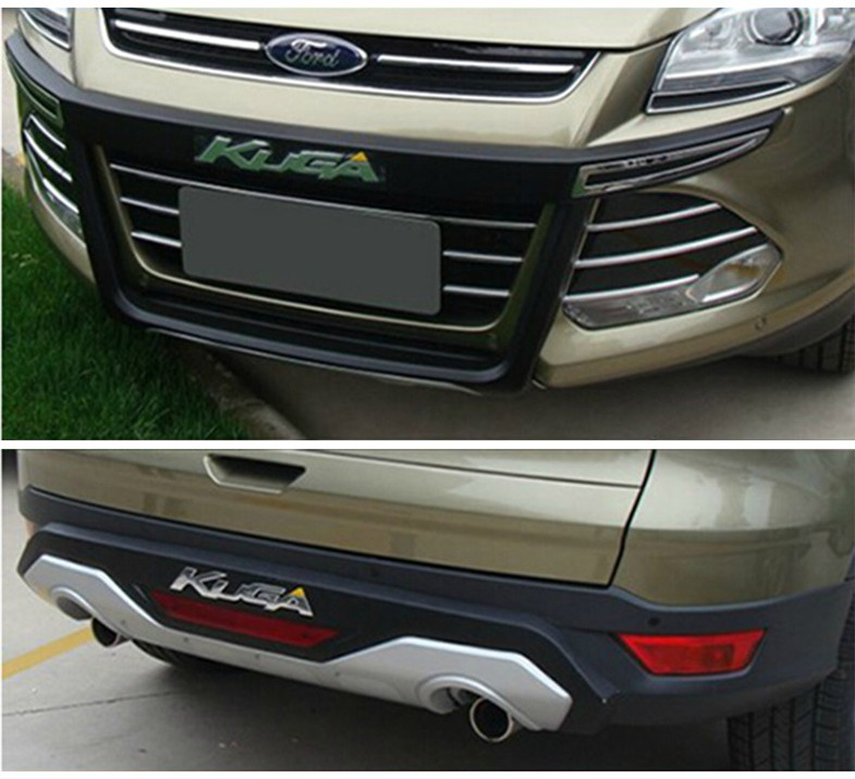 FORD ESCAPE KUGA 2013 / 2015 Front Bumper Guard and Rear ...
