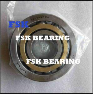 China Single Row 7410 BMPUA 7410 BCBM Angular Contact Ball Bearing Differential Bearing on sale