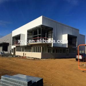 China Low Cost Modern Prefab Light Steel Frame Building on sale
