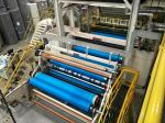 Iso Pp Spunbond Machine Non Woven Fabric Plant With S / SS / SMS Model