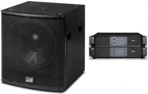 China TDS Pro Audio Musical Subwoofer Box Good Quality CE RoHS Certificated Event Subs on sale