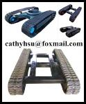 custom built drilling rig track undercarriage crawler undercarriage