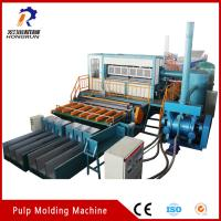 6000pcs/h big capacity recycling waste Paper Egg Tray Making Machine