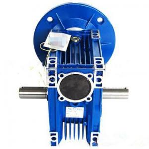 China Motor Speed Reducer NMRV Worm Gearbox Of Worm Shaft And Worm Wheel on sale