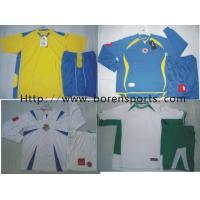 China Soccer Wear/Soccer Jersey/Soccer Vest/Soccer Uniform on sale