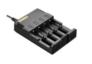 China 10W Automatic Universal Smart Battery Charger Intellicharger i4 For Flashlight Batteries on sale
